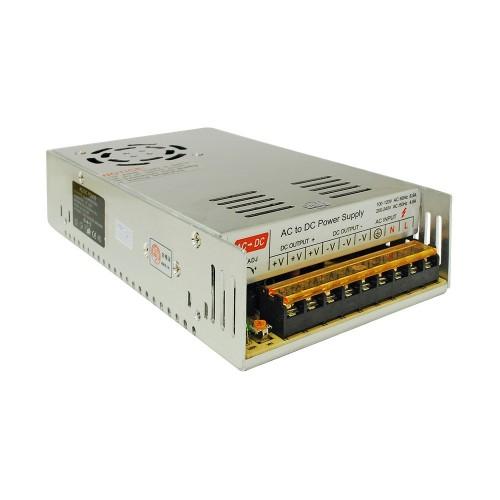 Fonte 12VDC 30 Amp