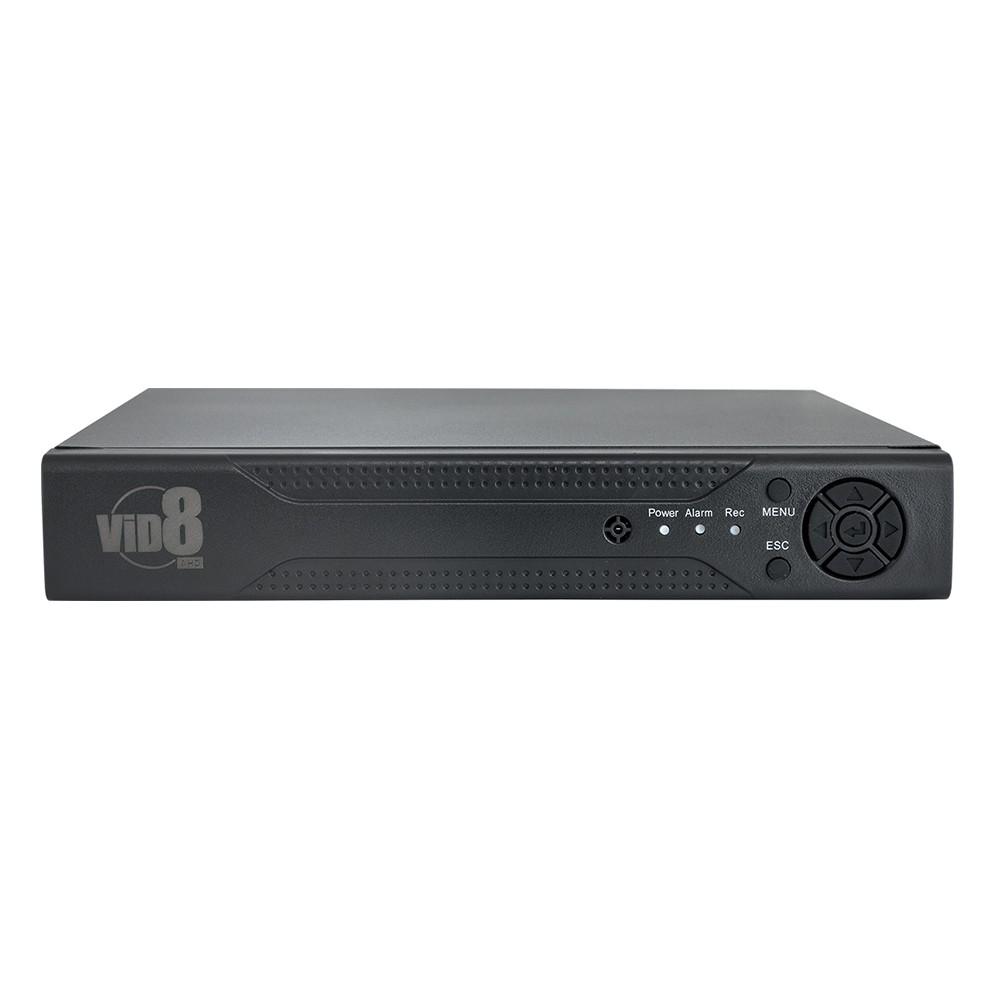 DVR AHD | IP | Analógico