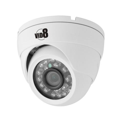 Câmera AHD Dome Plástica 2.0M